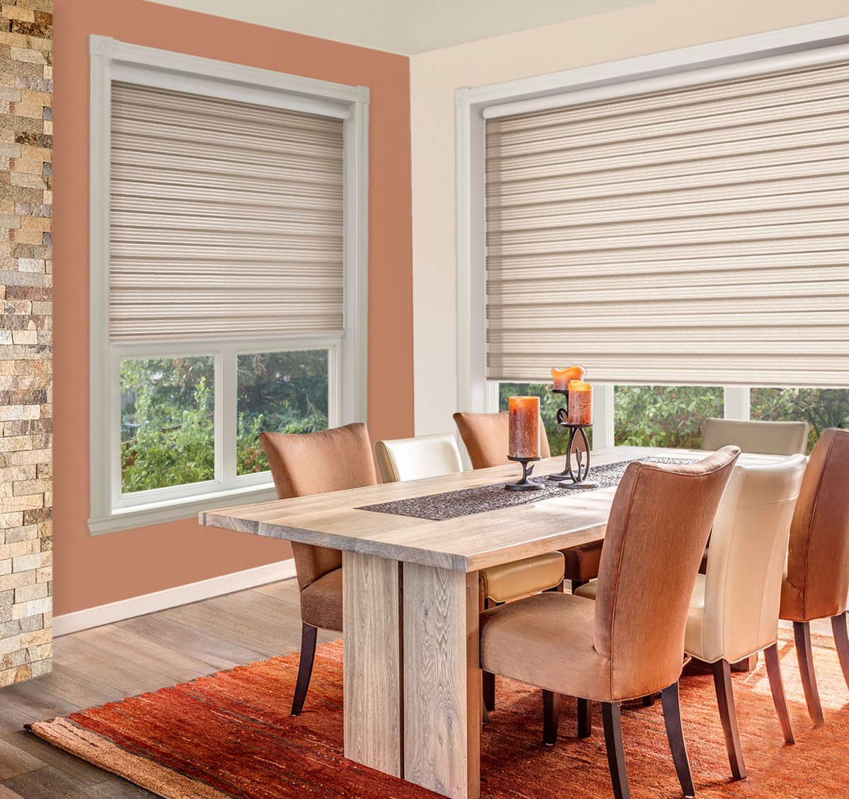 VALE Lunica Multishade/Duorol Blind